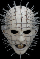 Hellraiser III 3 Pinhead Torturer Demon Classic Halloween Costume Mask