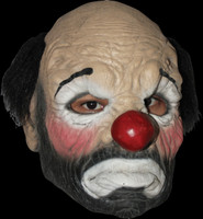 Classic Circus Hobo Clown Halloween Costume Mask