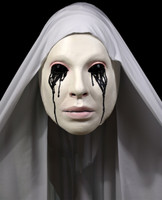 Asylum Nun American Horror Story Creepy Season 2 Halloween Costume Mask