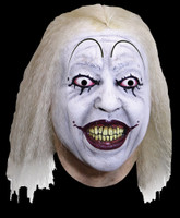 Baseball Clown Circus Freak Show Evil Killer Creature Halloween Costume Mask