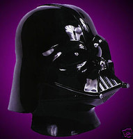 Star Wars Movie Darth Vader 2 pc Halloween Mask Costume
