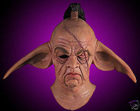 Star Wars Movie Even Piell Halloween Mask Costume Prop