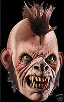 Savage Beast Creature Monster Halloween Mask Costume