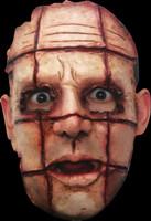 Realistic Serial Killer #6 ADT Human Flesh Cut Sown Halloween Costume Face Mask