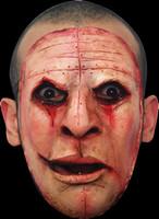 Realistic Serial Killer #1 ADT Human Flesh Cut Sown Halloween Costume Face Mask