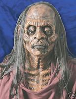 Myra Mains Voodoo Undead Zombie Halloween Mask Costume
