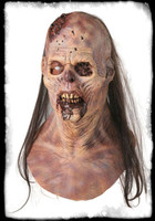 Maggot Buffet Zombie Rotted Walking Dead Undead Zombie Halloween Costume Mask