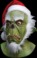 Grinch Green Christmas Santa Claws Claus St. Nick Zombie Mask Halloween