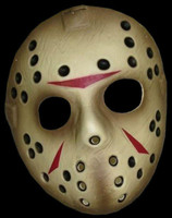 Friday 13th Movie Jason Halloween Hockey Mask Costume