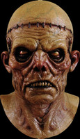 Fire Bad Frankenstein Creature Burnt Flesh Monster Halloween Costume Mask