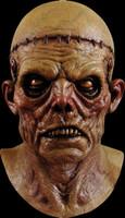 Fire Bad Frankenstein Creature Burnt Flesh Monster Halloween Costume Mask