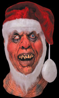 Walking Dead Santa Claws Claus Undead Zombie Halloween Costume Christmas Mask