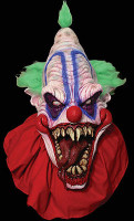 Extreme Huge Big Top Juggalo Insane Evil Clown Posse Halloween Costume Mask