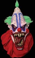 Extreme Huge Big Top Juggalo Insane Evil Clown Posse Halloween Costume Mask