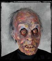 Diseased Rotted Zombie Corpse Halloween Costume Mask
