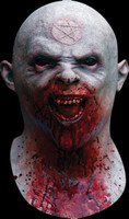 Bloody Night Walker Vampire Zombie Pentagram Scar Halloween Costume Mask