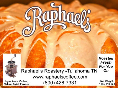 One of our most popular flavors, with creamy cinnamon and nut tones.