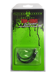 TOM BOMB EXTREME BROADHEAD - 100 GRAIN REPLACEMENT BLADES