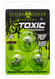 Toxic Deep Six Packaging