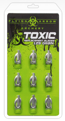TOXIC BROADHEAD - 125 GRAIN REPLACEMENT BLADES