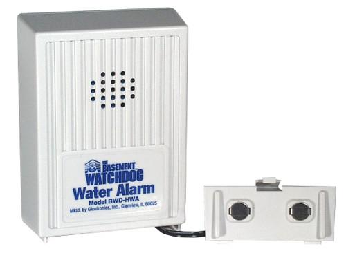 home water temp alarms basement watchdog water alarm model bwd hwa