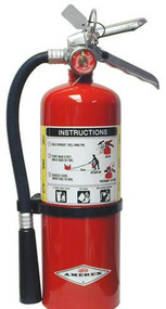 Amerex B402 (5 lb) ABC Multi-Purpose  Dry Chemical Fire Extinguisher