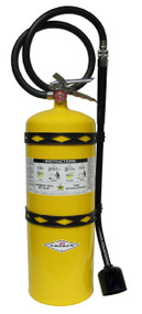 Amerex B571 (30 lbs.) Class D (copper extinguishing agent ) Fire Extinguisher