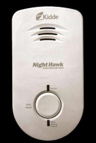 Kidde Nighthawk KN-COB-DP-LS Carbon Monoxide Plug-in Alarm