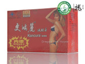 LOT OF 5 Boxes of KANCURA Herb Weight Reducing Slimming Tea