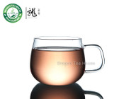 Q-tea * Vatiri Clear Glass Teacup 300ml 10.6 oz VC0004