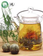 4 Random Types Blooming Tea
