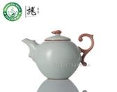 Phoenix * Ru Kiln Celeste Celadon Teapot 170ml 5.7oz HL