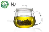 Vatiri Clear Glass Teapot w/t Infuser 460ml 15oz VP0002