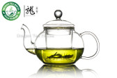 Clear Glass Teapot w/t Infuser 370ml 12.5 fl oz B-220