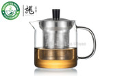 SAMA Glass Teapot w/t Stainless Steel Infuser 400ml S-042