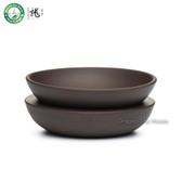Yixing Zisha Clay China Gongfu Tea Strainer & Stand Purple Sand Loose Tea Filter