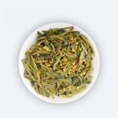 Gui Hua Long Jing Longjing Dragon Well Green Tea with Sweet Osmanthus Flowers 500g