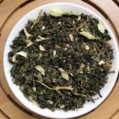 Organic Taiwan Oriental High Mountain Green Tea Scented with Jasmine Flowers 500g