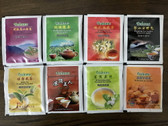 8 Flavours Taiwan High Mountain Oolong & Green Tea Collection Teabags Assortment