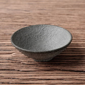 Handmade Wide brimmed Granodiorite Stone Gongfu Tea Ceremony Cup Teacup 60ml