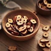 Dried Organic Seedless Chinese Red Date Ziziphus Jujube Slices Herbal Tonics Tea 500g