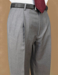 Paul Betenly 2 Pleats Super 120's Vantage Wool Dress Slacks