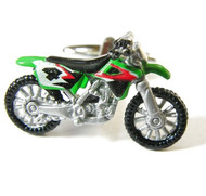 X-Large Fancy Racing Motorcycle Cufflinks (V-CF-M58190)