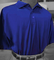 Outlet Center: Biblo' Club 100% Mako® Cotton Italian Polo - Royal