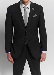 Outlet Center: Privé 2-Button Super 150's Wool Suit - Slim Fit