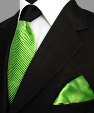 Green with Black