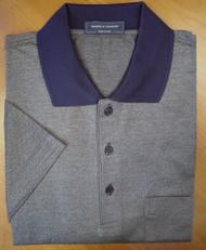 Andrea Guarini Long Staple Filoscozia Cotton Italian Polo - Slim Fit