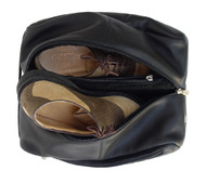 Piel Leather Shoe Bag