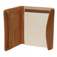 Piel Leather Envelope Padfolio