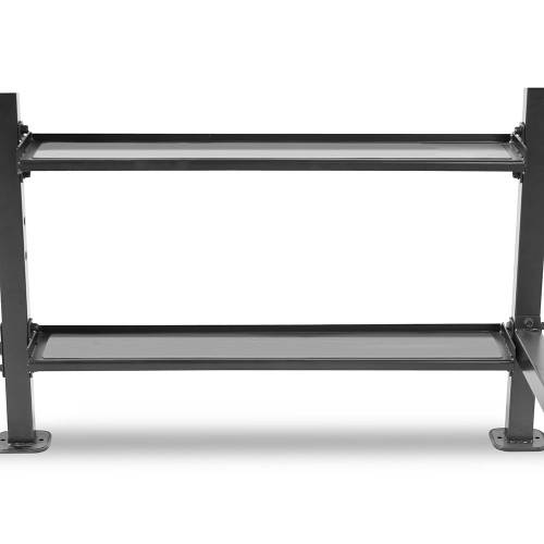 The Steelbody T-Rack STB-98001 includes a storage space for weights